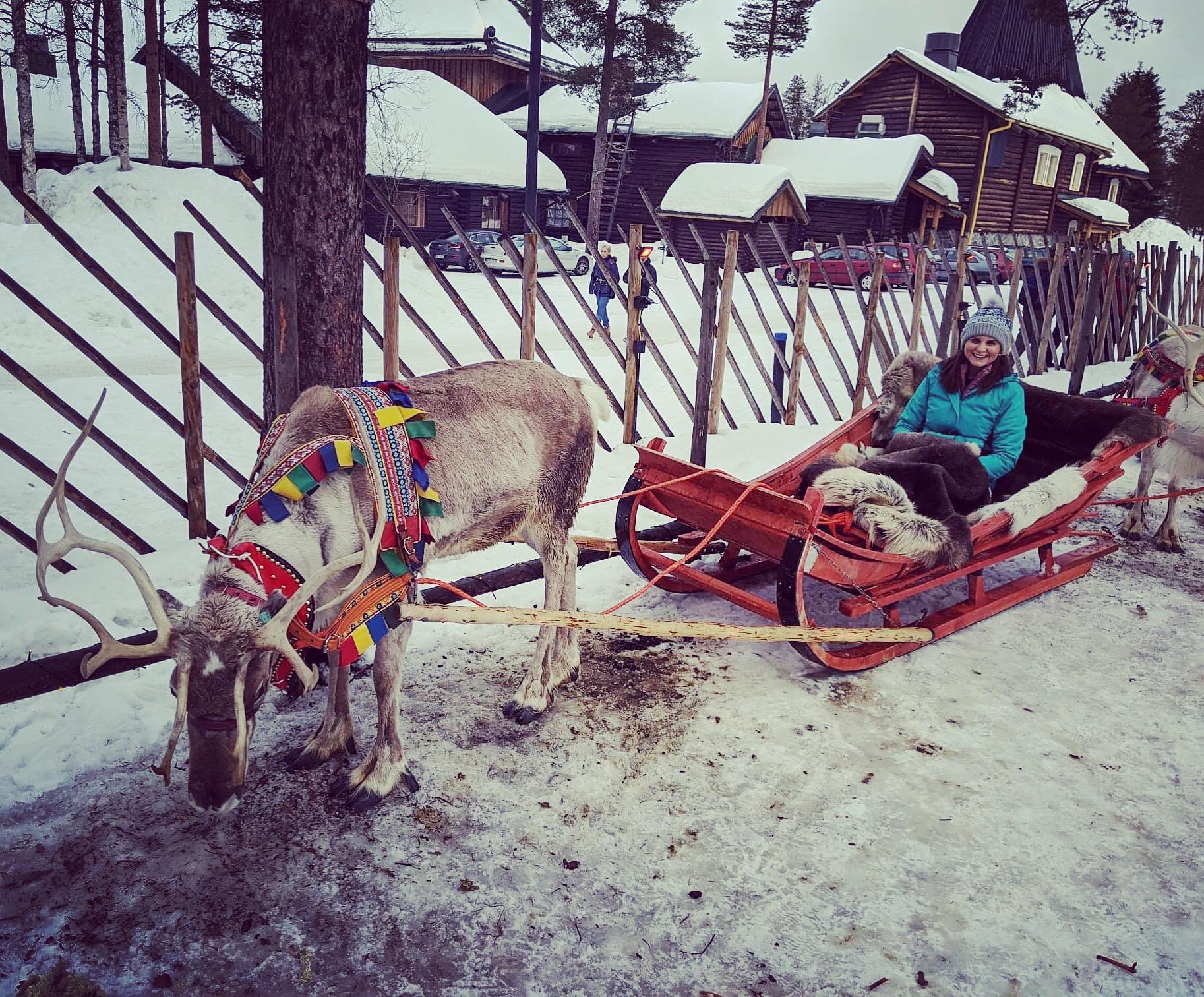 Change Rovaniemi